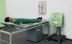 colon hydrotherapy clinic setup